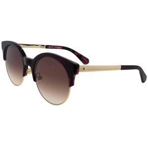 KAILEEN-S-YDC-HA-52 Kate Spade Sunglasses